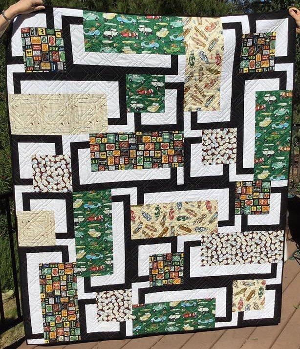 BQ4 quilt