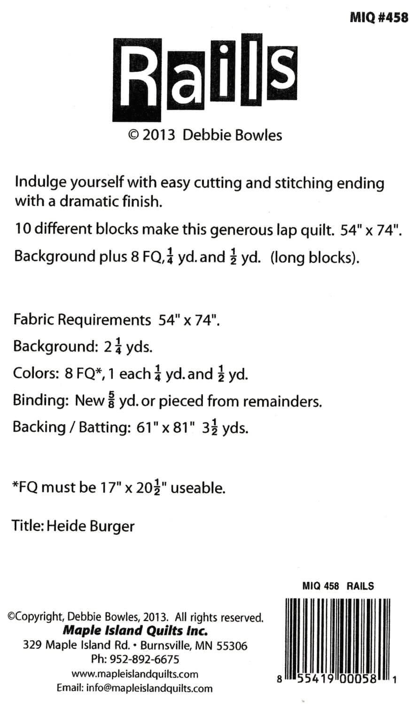 Scrap or Multi Fabric – Maple Island Quilts