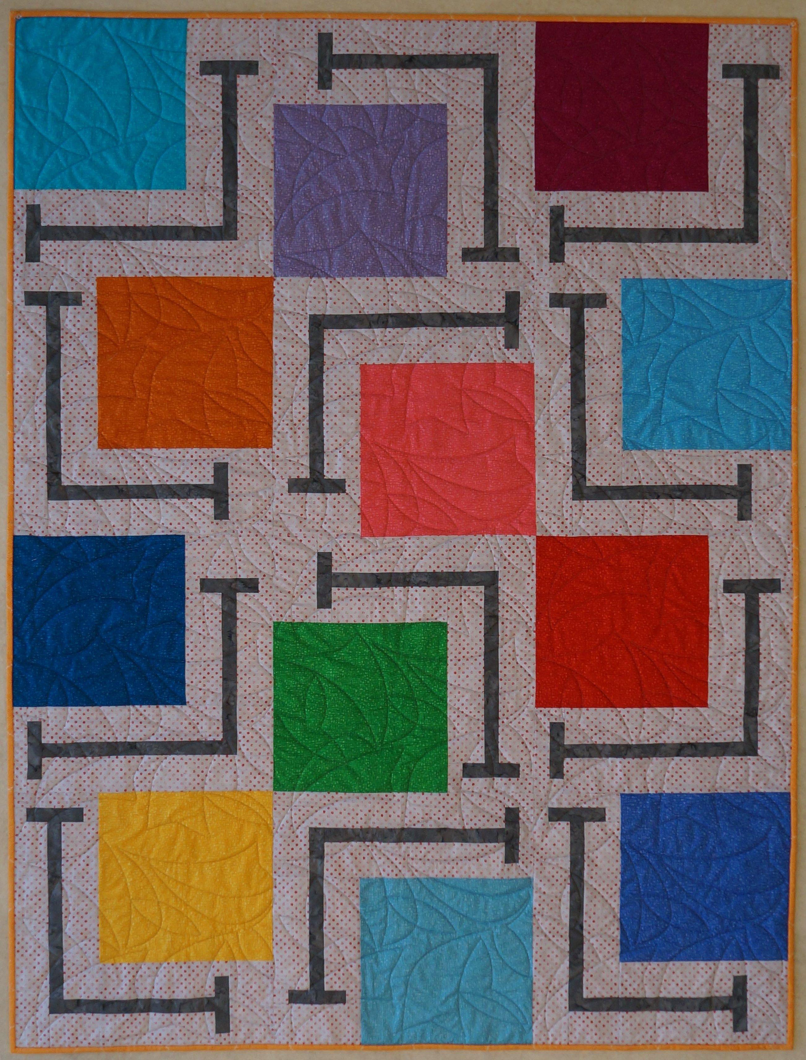 BQ6 quilt